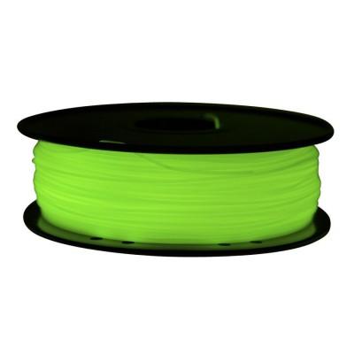 ABS пластик FL-33 1,75 зеленый флюоресцентный 1 кг