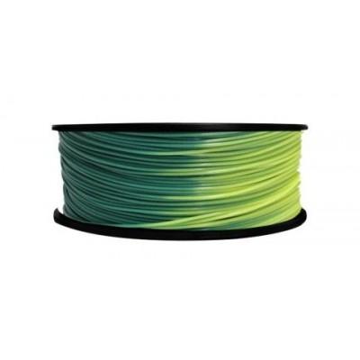 ABS пластик FL-33 1,75 желто-зеленый 1 кг