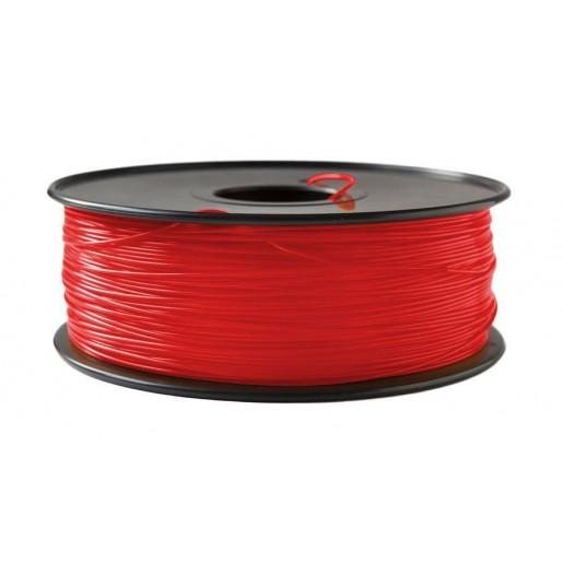 ABS пластик FL-33 1,75 красный 1 кг