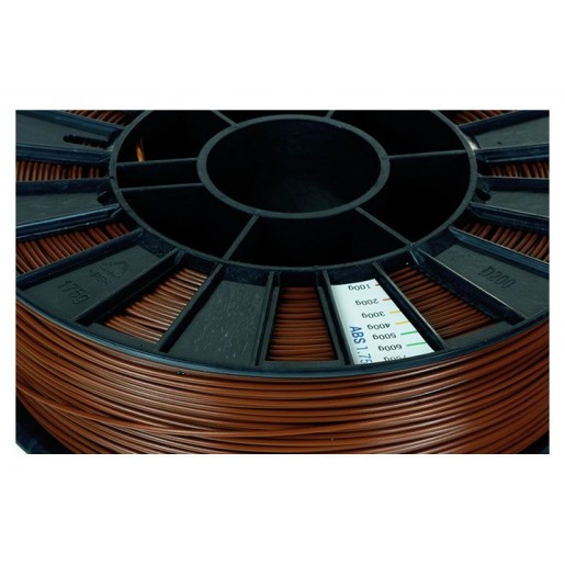 ABS пластик 1,75 REC коричневый 0,75 кг