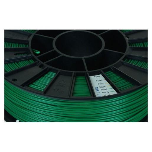 ABS пластик 2,85 REC зеленый 0,75 кг
