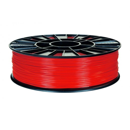 ABS пластик 2,85 REC ярко-красный RAL3028 2 кг