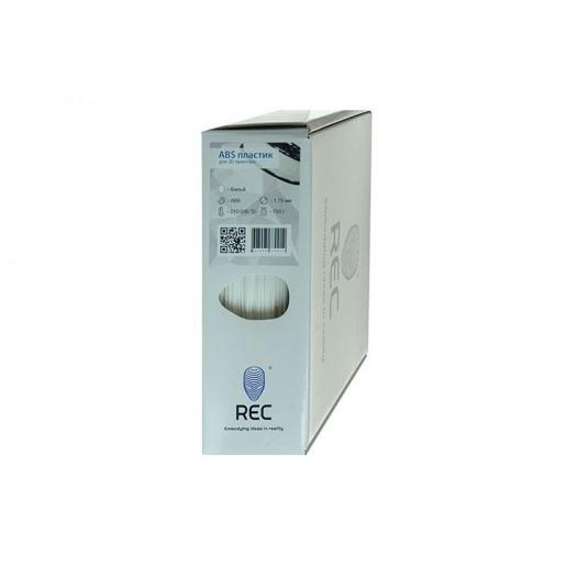 ABS пластик 2,85 REC белый RAL9016 2 кг