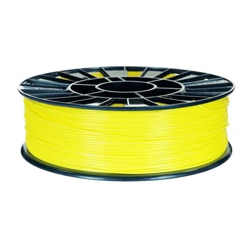 ABS пластик 1,75 REC желтый 2 кг