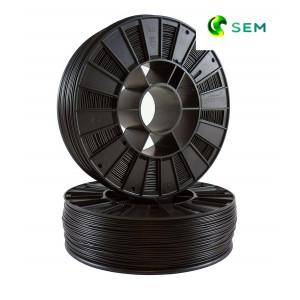 ABS пластик 1,75 SEM черный 1 кг