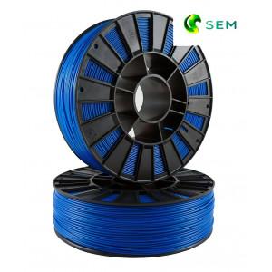 ABS пластик 1,75 SEM синий 1 кг