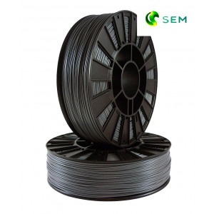 ABS пластик 1,75 SEM серый 1 кг