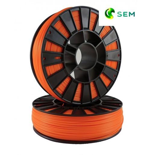 ABS пластик 1,75 SEM оранжевый 1 кг