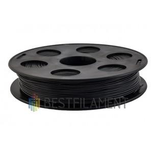 TPU SOFT пластик Bestfilament 1,75 мм чёрный 0.5 кг