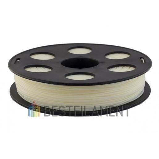 TPU SOFT пластик Bestfilament 1,75 мм натуральный(прозрачный) 0.5 кг