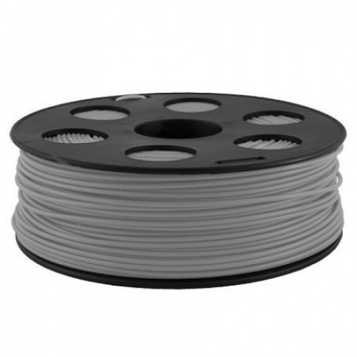 ABS пластик Bestfilament 2,85 мм светло-серый 1 кг