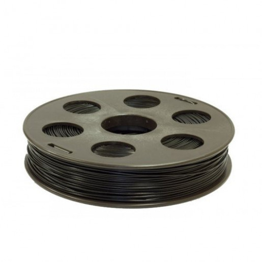 HIPS пластик Bestfilament 1,75 мм черный 0,5 кг