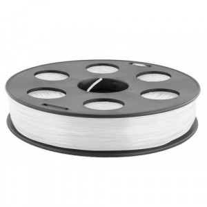 PETG пластик Bestfilament 1,75 мм белый 0,5 кг