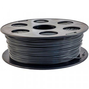 PETG пластик Bestfilament 1,75 мм темно-серый 1 кг