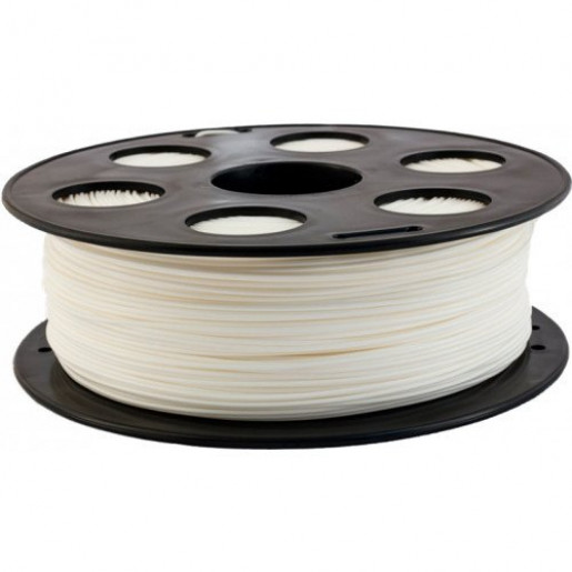 PLA пластик Bestfilament 1,75 мм белый 2,5 кг