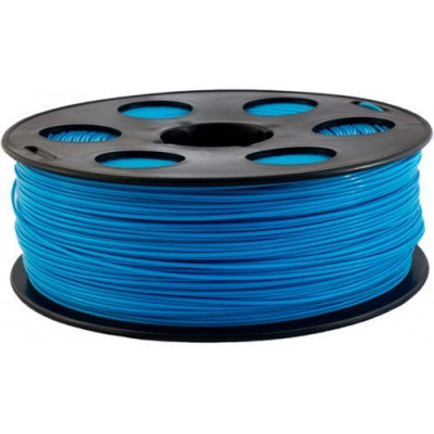 PLA пластик Bestfilament 1,75 мм голубой 2,5 кг