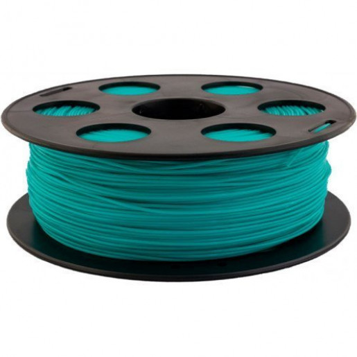 PLA пластик Bestfilament 1,75 мм изумрудный 2,5 кг