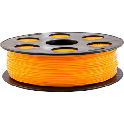 PLA пластик Bestfilament 1,75 мм оранжевый 0,5 кг