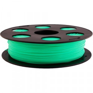 PLA пластик Bestfilament 1,75 мм салатовый 0,5 кг