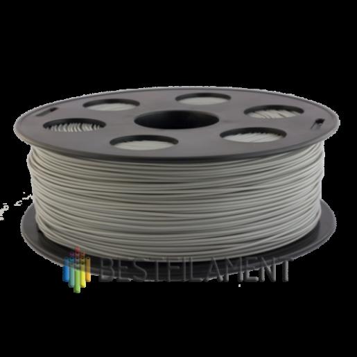 PLA пластик Bestfilament 1,75 мм серебряный 1 кг