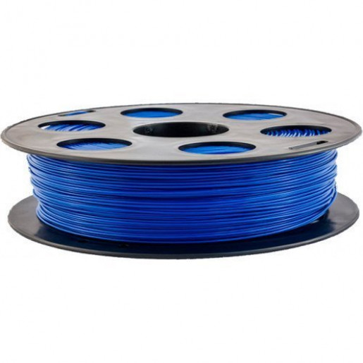 PLA пластик Bestfilament 1,75 мм синий 0,5 кг