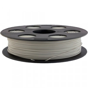 PLA пластик Bestfilament 1,75 мм светло-серый 0,5 кг