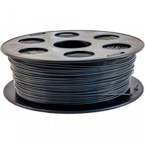 PLA пластик Bestfilament 1,75 мм темно-серый 2,5 кг