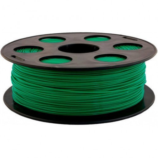 PLA пластик Bestfilament 1,75 мм зеленый 2,5 кг