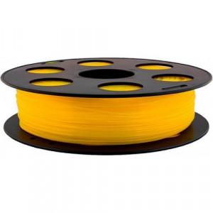 PLA пластик Bestfilament 1,75 мм желтый 0,5 кг