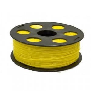 PLA пластик Bestfilament 1,75 мм Желтый 1 кг