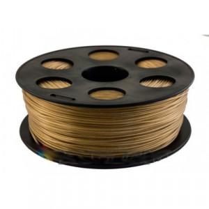 PLA пластик Bestfilament 1,75 мм золотой 1 кг