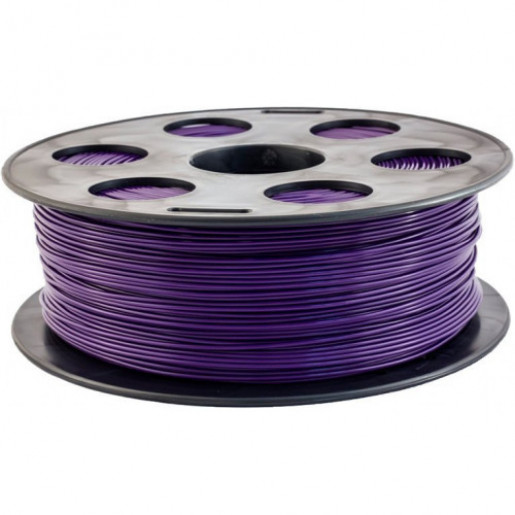 PLA пластик Bestfilament 2,85 мм фиолетовый 1 кг