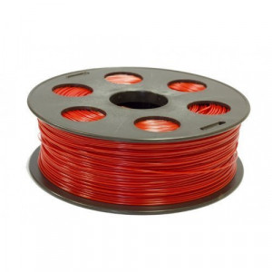 PLA пластик Bestfilament 2,85 мм Красный 1 кг