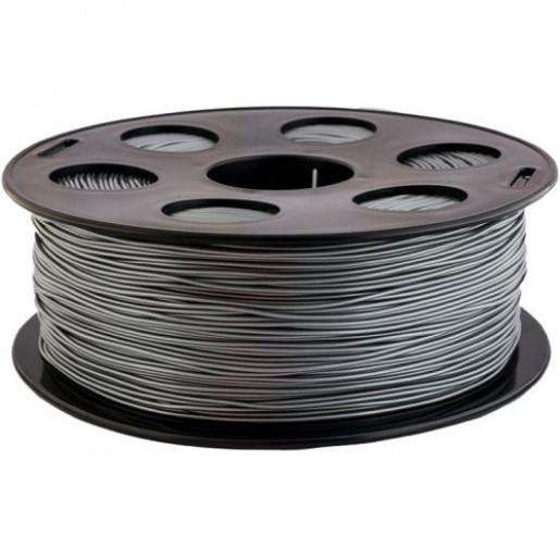 PLA пластик Bestfilament 2,85 мм серебрянный 1 кг