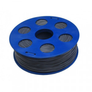 PLA пластик Bestfilament 2,85 мм темно-серый 1 кг