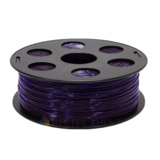 Пластик Bestfilament Watson 1,75 мм фиолетовый 1 кг