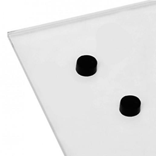 Акрил прозрачный литой 1.2х0.6х3 мм