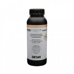 Detax Freeprint model elfenbein 1кг, слоновая кость