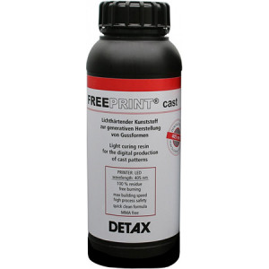 Detax Freeprint cast 405 Красный