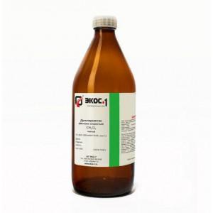 Метилен хлористый (Дихлорметан) Ч (1л-ст.) -1,3 кг
