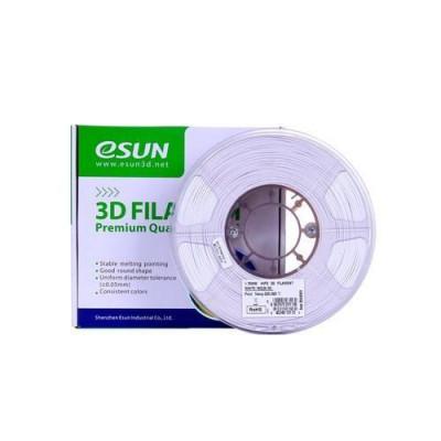 HIPS пластик ESUN 3 мм, 1 кг, белый