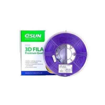 HIPS пластик ESUN 3 мм, 1 кг, фиолетовый