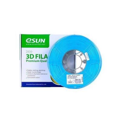HIPS пластик ESUN 3 мм, 1 кг, голубой