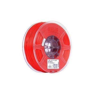HIPS пластик ESUN 3 мм, 1 кг, красный