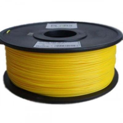 HIPS пластик ESUN 3 мм, 1 кг, желтый