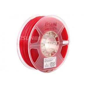 PETG пластик ESUN 1,75 мм 1 кг, красный