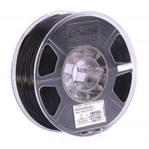 PLA пластик ESUN 1,75 мм, 1 кг, черный
