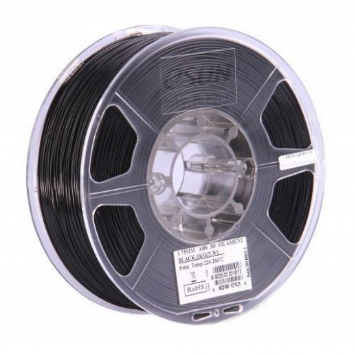 ABS пластик ESUN 1,75 мм, 1 кг, черный