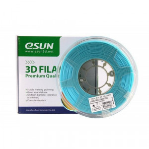 PLA пластик ESUN 1,75 мм, 1 кг, голубой