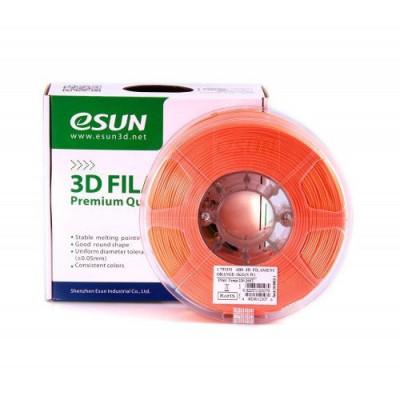 PLA пластик ESUN 2,85 мм, 1 кг, оранжевый